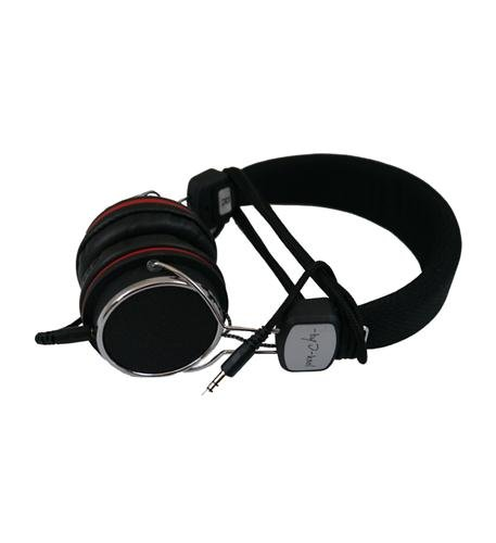 Freeze Limited Edition I-Kool Freeze Series Foldable Headphone With Swivel Function (Black)