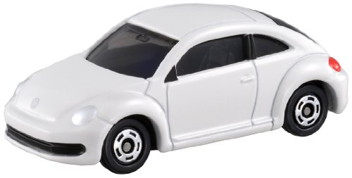 Tomika Volkswagen the Beetle Scale 1/66 First Special Color