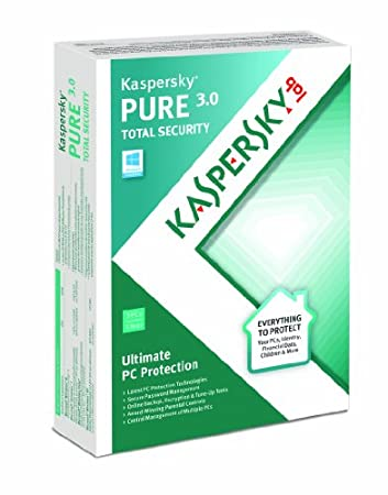 Kaspersky PURE 3.0 3 User