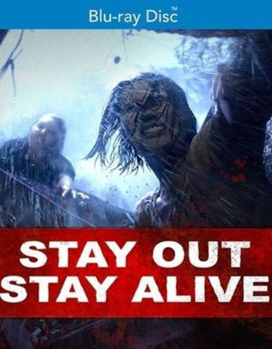 Blu-ray : Stay Out Stay Alive