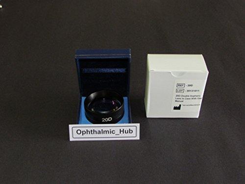 20D Diagnostic Non Contact Lens For Slit Lamp In Case Kl-20.020