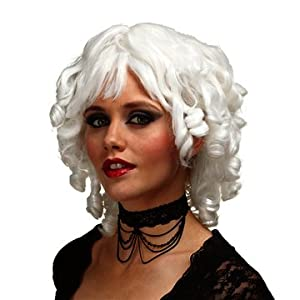 Wig Ghost White Doll from Moon Costumes