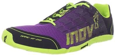 Inov-8 Bare-XF 210 Shoe,Purple/Lime, 10 M US Men/11.5 M US Women