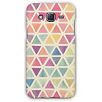 Cover Affair Patterns Printed Back Cover Case For Samsung Galaxy J7 (2015)