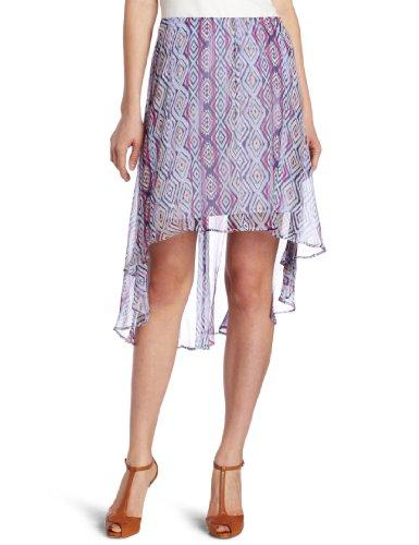 Ella Moss Women's Aztec Print Skirt