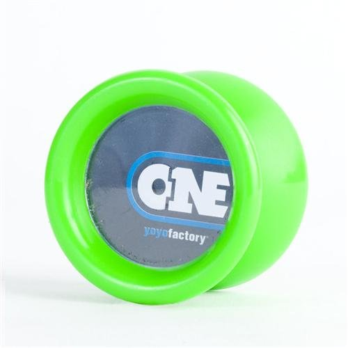 YoYoFactory ONE w/Extra String - Green