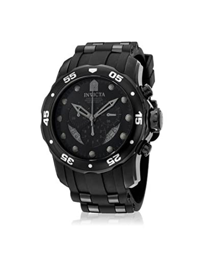 Invicta Men's 6986 Pro Diver Black Polyurethane Watch