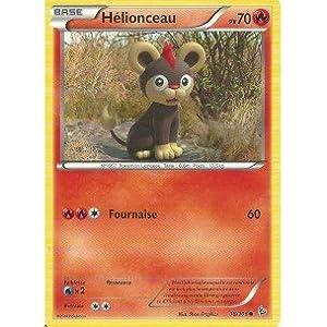 Nintendo - Carte Pokémon 18/106 HELIONCEAU Série XY Étincelles NEUVE FR - Vendeur Carte-Mania votre spécialiste.
