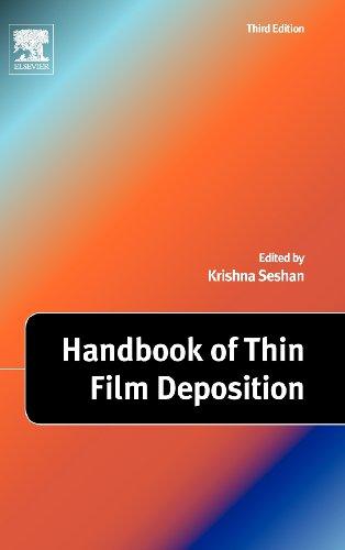 Handbook of Thin Film Deposition, Third Edition