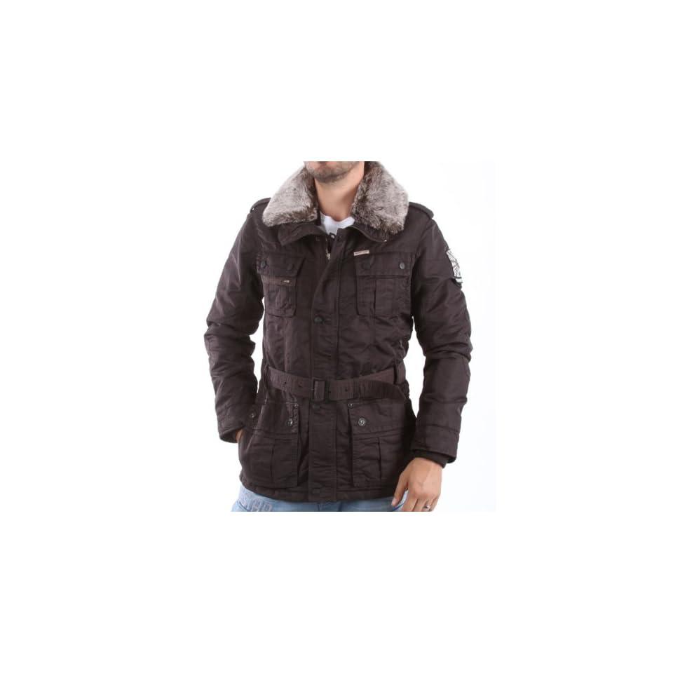 edc by ESPRIT Herren Jacke Regular Fit 123CC2G004 Bekleidung