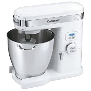 Cuisinart SM-70 7-Quart 1100 watts 7 Speeds Stand Mixers with Gentle-fold Functions
