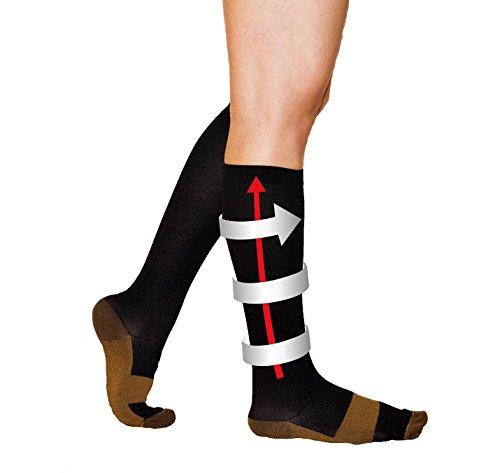 sport-e-power-calze-di-compressione-medica-spasmo-prevenzione-di-trombosi-prestazioni-pamedics-natur
