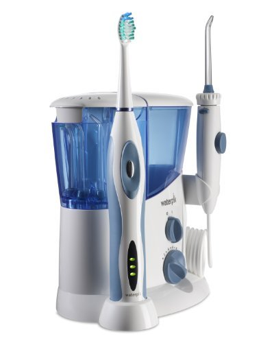 Waterpik Wp-900 Water Flosser And Sonic Toothbrush Complete Care (Pack Of 2) (F1Dlafw)