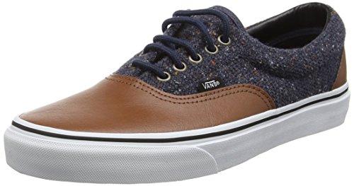 vans-era-sneakers-basses-mixte-adulte-marron-wool-et-leather-parisian-night-tortoise-shell-43-eu-9-u