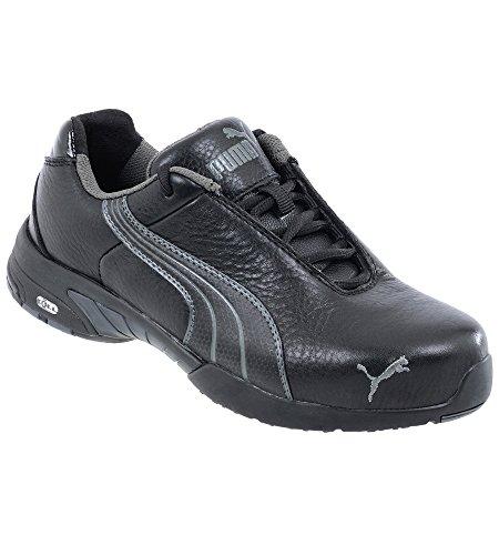 Chaussures de sécurité femme Puma Velocity noires S3 SRC