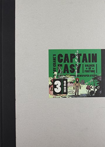 Captain Easy HC 03 Soldier Of Fortune (Roy Crane's Captain Easy)