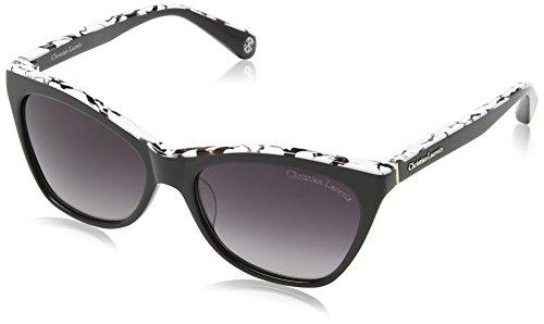 christian-lacroix-womens-cl5053-001-cateye-sunglasses-black-multi-grey-lens