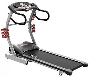 Branx Fitness Foldable 'Cardio Pro' Treadmill - 20km/h, 5hp, 0-20% Auto Incline
