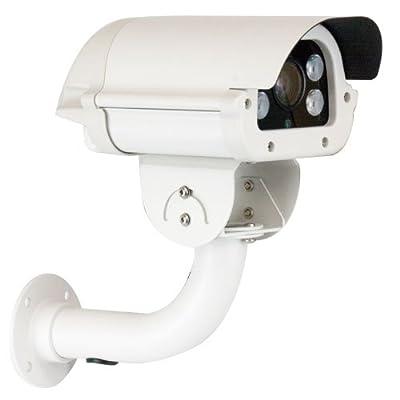 GW High End 720P Analog 1000 TVL Color Sony CMOS 5~50mm Manual Varifocal Lens 4PCs Array IR LED 260 feet IR Distance CCTV Surveillance Security Camera