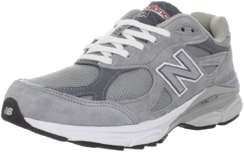 New Balance Men's Grey/Grey Trainer M990GL3 10 UK, 44.5 EU, 10.5 US