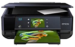 Epson Expression Photo XP-750 photo printer with Claria Photo HD ink - Wifi and touch panel