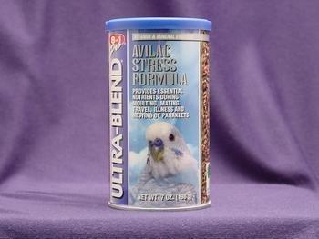 Cheap Parakeet Ultrablend Avilac Stress Diet 70z (DBLDTPPPK20)