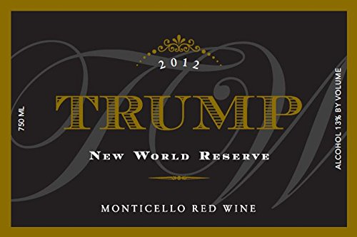 2012 Trump Winery New World Reserve 750 Ml