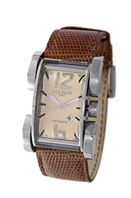 Locman Women's 501BR Latin Lover Collection Steel Watch