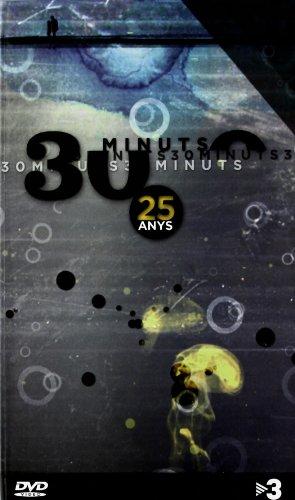 30-minuts-25-aniversari-tv3-4-dvd-import-espagnol