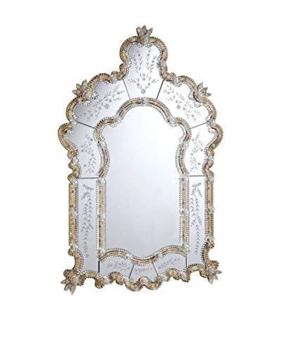 Murano Mirror, Gold