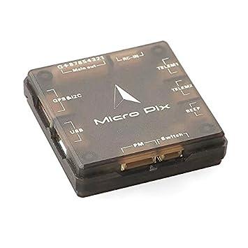 """""""Goliton® DIY FPV RC drone multicopter quadcopter micro pix 32 bits PXI contrôleur de vol de bras PX4 PIX 2.4.6 amélioré mini-carte """""""