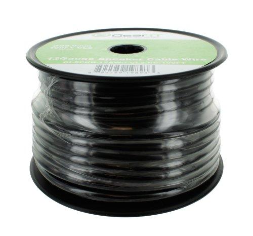 gearit-12-gauge-cavo-per-altoparlanti-garanzia-a-vita-nero-100ft-cl2-rated-black