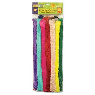 BUY NOW DIRECT -Chenille Kraft Super Colossal Pipe Cleaners-PT# BND- USCKC7184