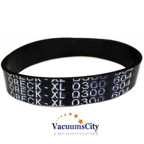 Oreck Upright XL Series Vacuum Cleaner Flat Belt Single Genuine Part # 75024-01 (Oreck Vacuum Belts 0100604 compare prices)
