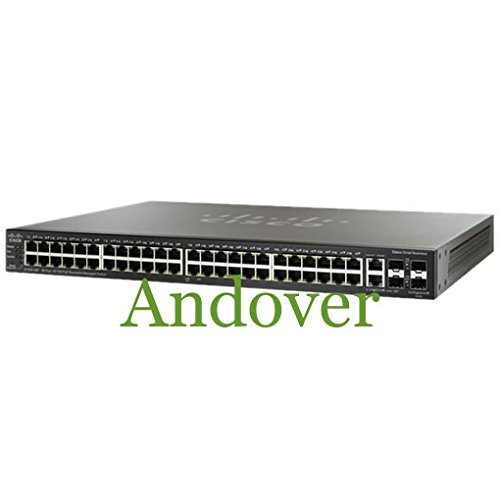 3bf66a11419 Cisco SG500-52P-K9-NA Small Business SG500-52P - Switch - managed - 48 x  10 100 1000 (PoE) + 2 x combo Gigabit SFP + 2 x SFP - rack-mountable - PoE