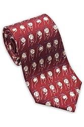 Baseball Pitches - Men's Silk Necktie