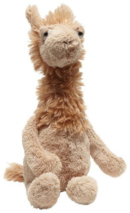 """Jellycat Large Road To Rio Llama - 12"""" front-801158"""
