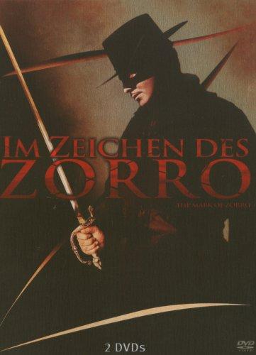 Im Zeichen des Zorro (Steelbook) [Special Edition] [2 DVDs]