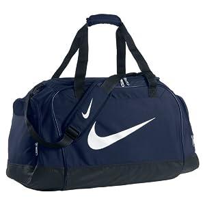 Nike Sporttasche Club Team Large Duffel, Midnight Navy/Black/White, 65 x 33 x 34 cm, BA3231-472