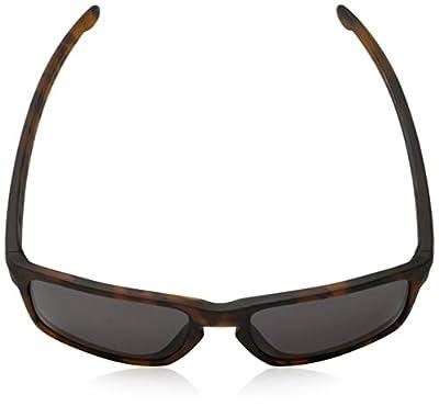 Oakley Men's Sliver OO9262-02 Rectangular Sunglasses