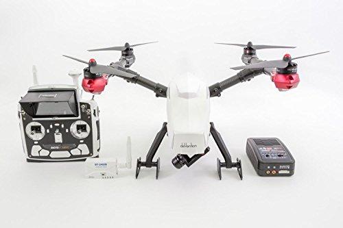XciteRC-15003550-Quadrocopter-Voyager-3-RTF-FPV-Drohne-fr-Go-Pro-Kamera