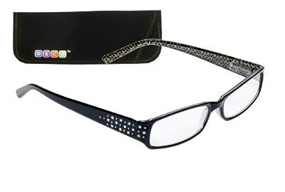 Select-A-Vision 8023100bk Deco Readers, Black