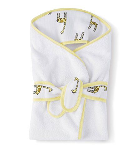 aden + anais Baby Bath Wrap, Jungle Jam