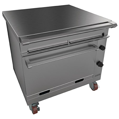 Falcon Chieftain Heavy Duty General Purpose Oven with Castors Natural Gas Commercial Kitchen Restaurant Cafe