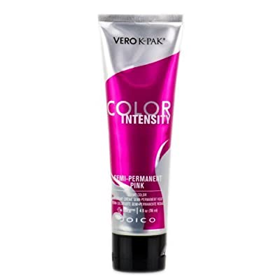 Joico Vero K-pak Color Intensity Semi-permanent Hair Color - Pink By Joico Beauty 4 Fl Oz