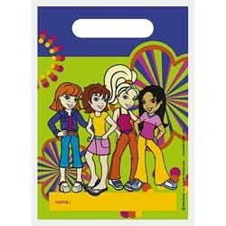 Polly Pocket Loot Bags 8ct