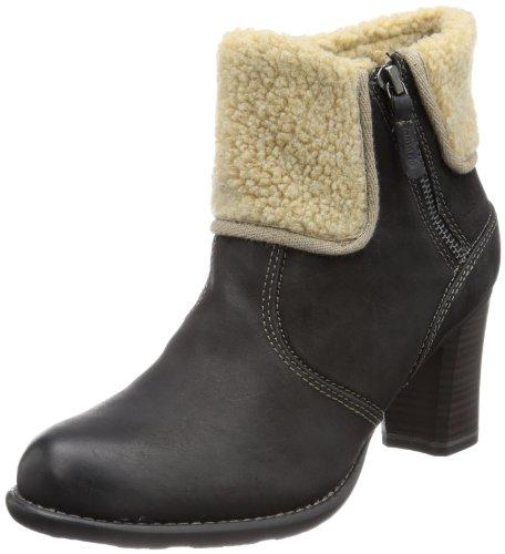 Tamaris Women's TAMARIS Boots Black Schwarz (BLACK 001) Size: 5 (38 EU)
