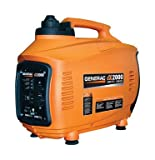 Generac 5793 iX2000 2,000 Watt 126cc 4-Stroke OHV Gas Powered Portable Inverter Generator