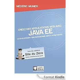 Cr�ez des applications web avec Java EE (Livre du Z�ro)