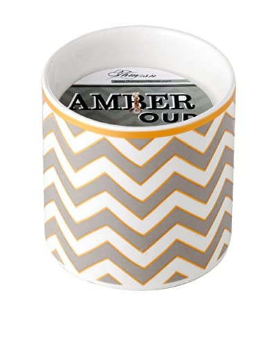 Thompson Ferrier 14.6-Oz. Amber Oud Taupe Venetian Candle